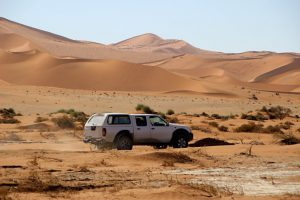 Expedice Namibie 2017